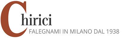 Chirici - Falegnami in Milano dal 1938